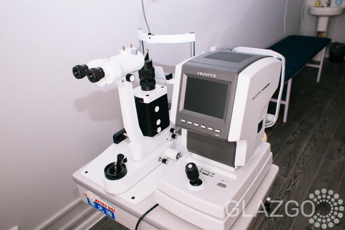 Комп'ютерна діагностика зору Huvitz HRK-7000