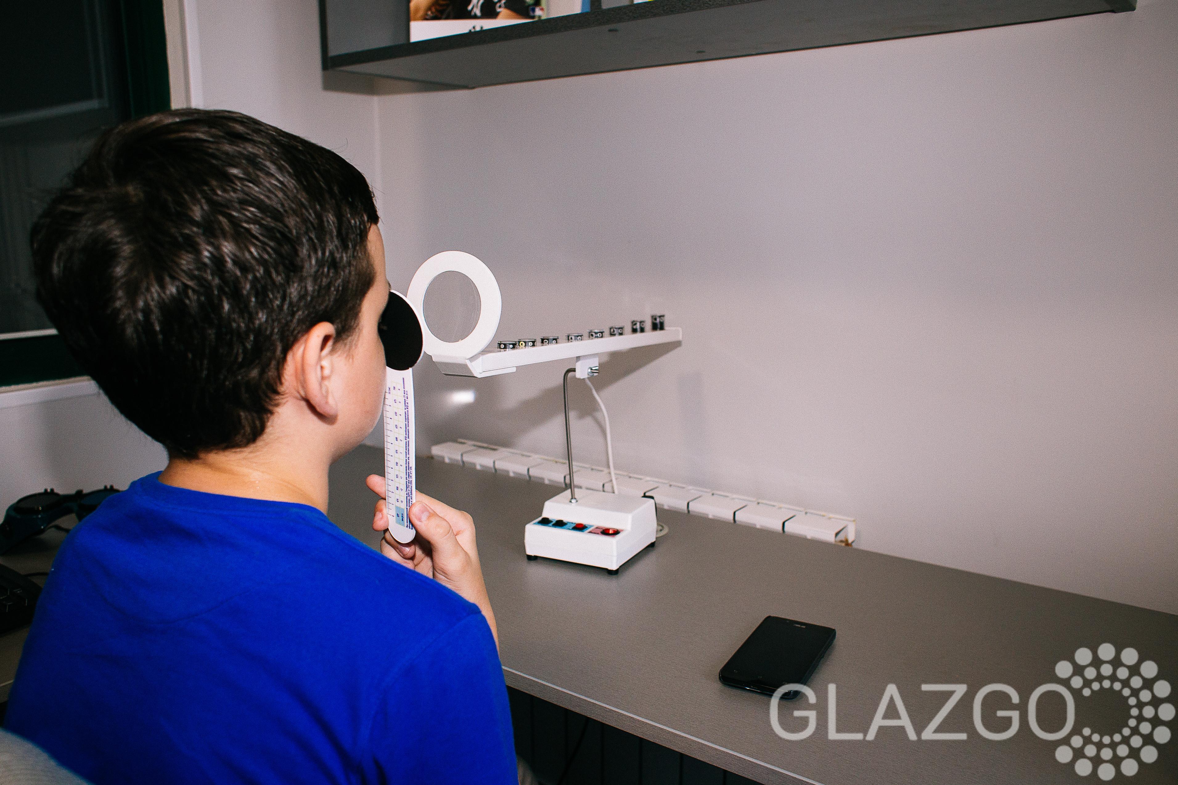 Особенности посещения детского офтальмолога