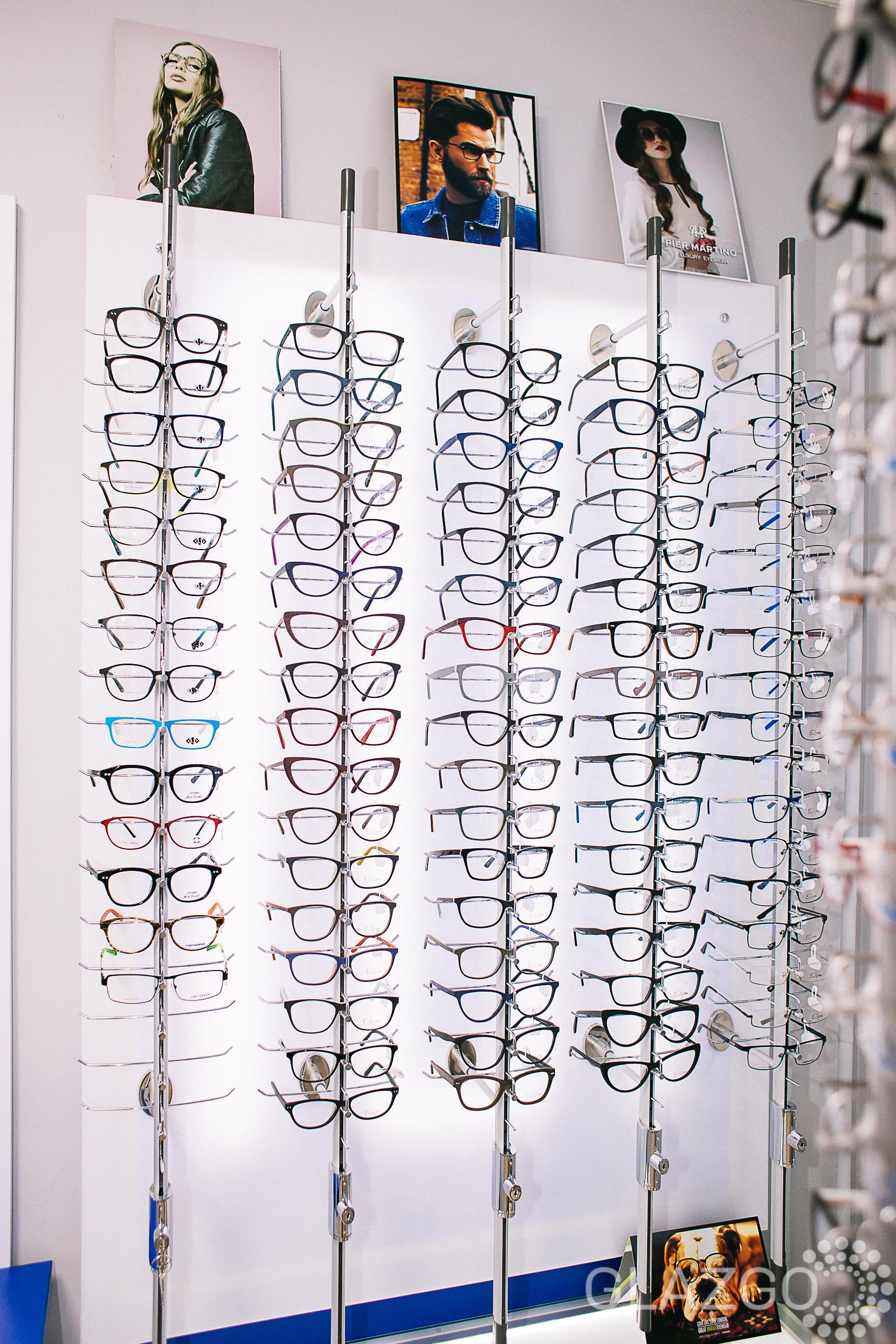 Салон оптики в Вишневом: очки, оправы, линзы