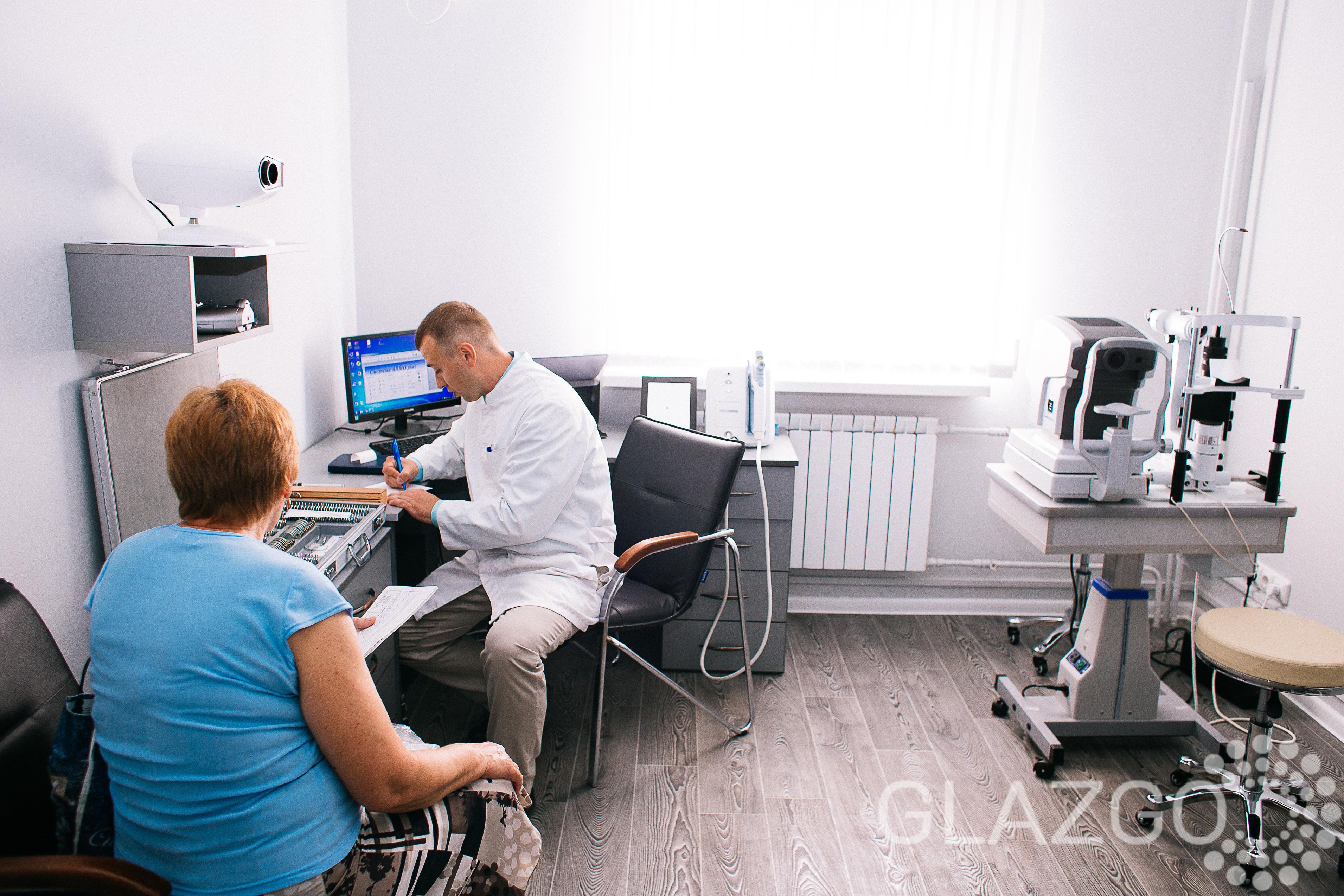 Офтальмологическая клиника GlazGo