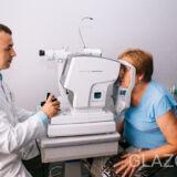 Врач офтальмолог-окулист