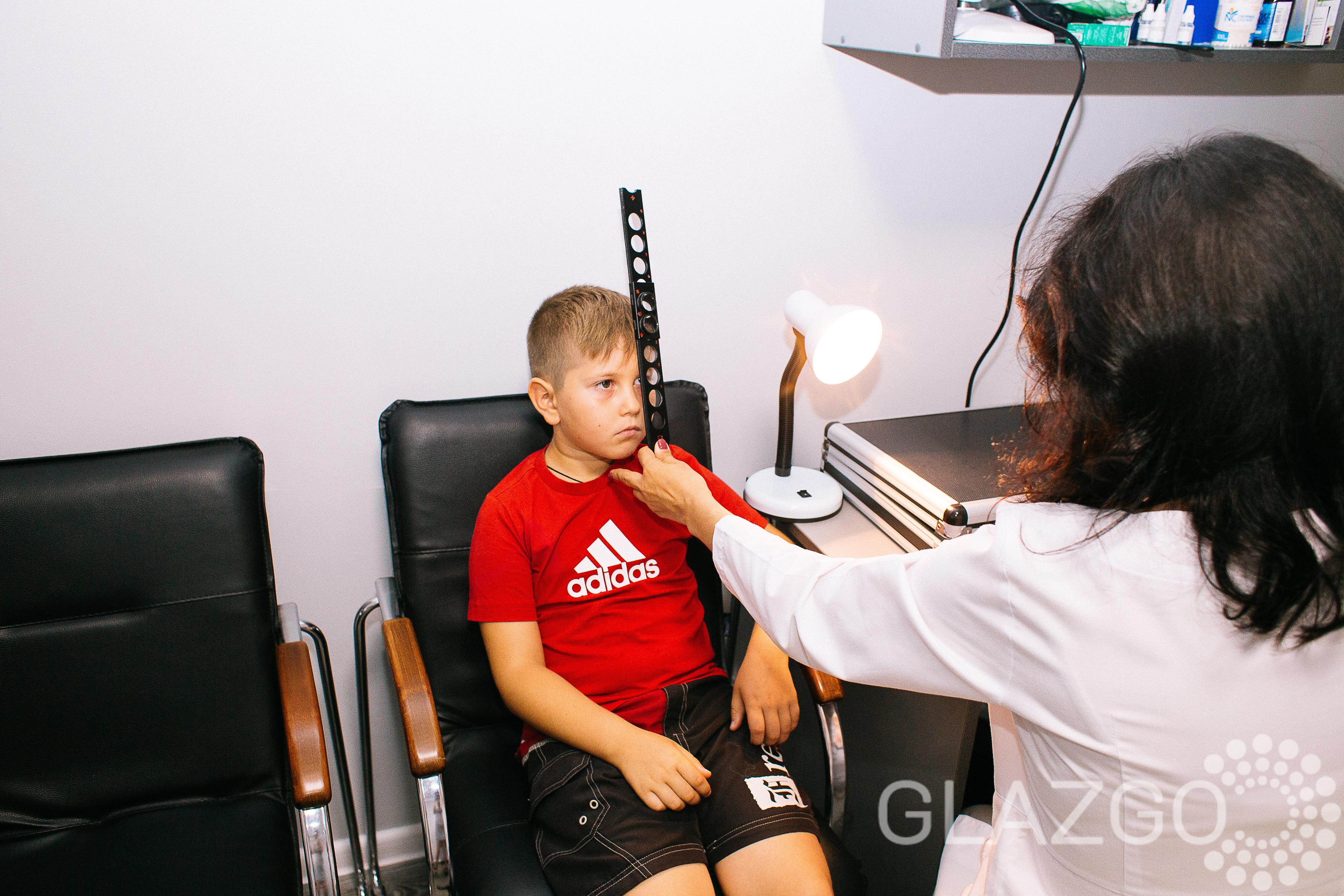 У дітей відбувається стрімкий розвиток органу зору від народження до 14  років 4a2dc44c1072a