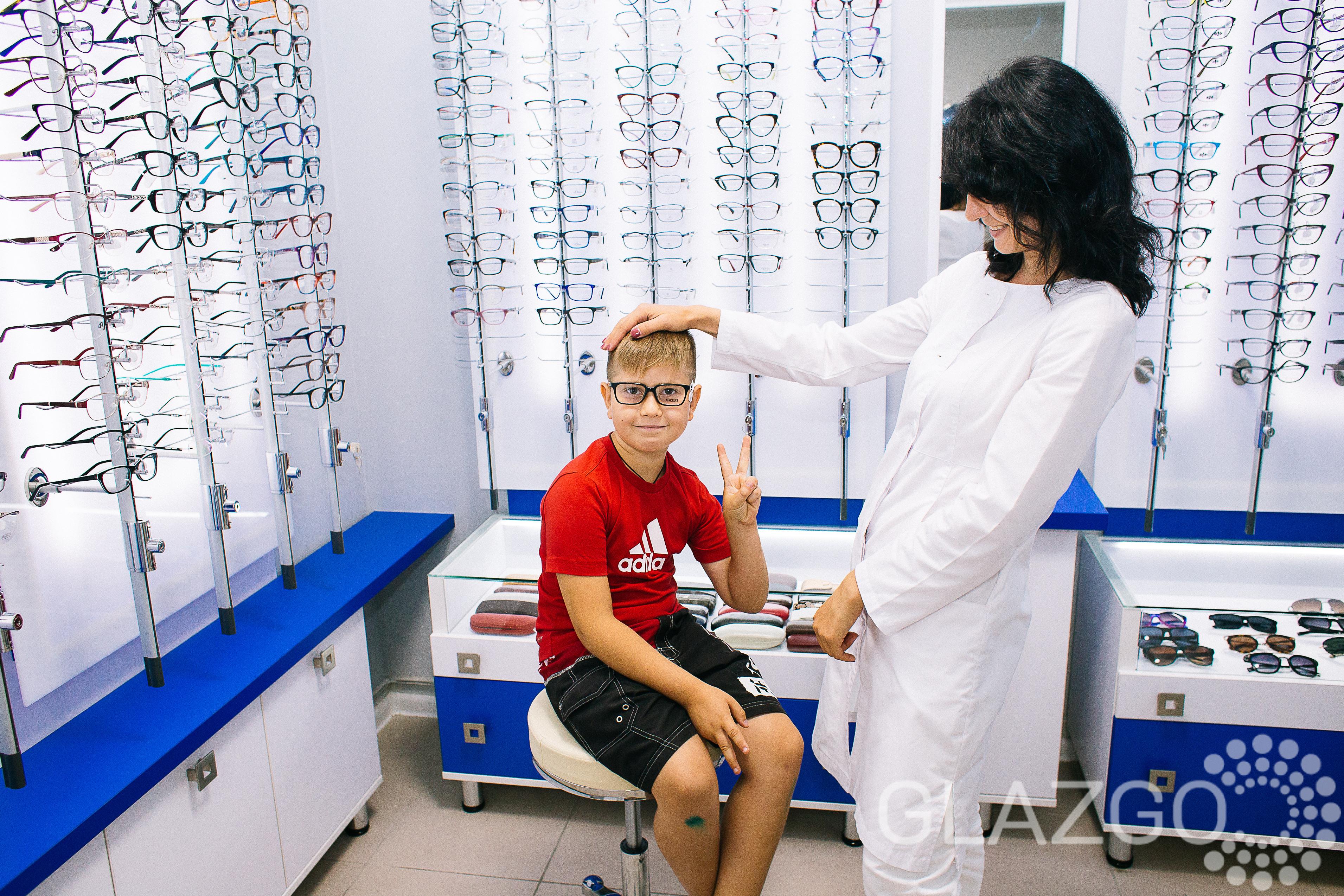 детский офтальмолог в Glazgo