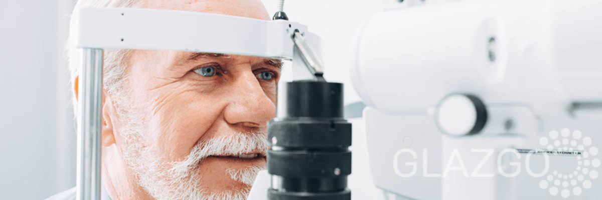 діагностика зору підбір лінз