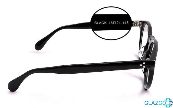 Розмір окуляр